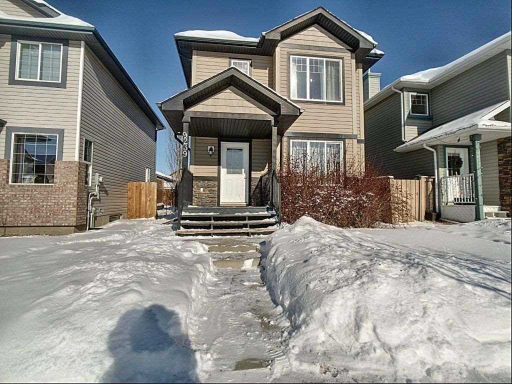 House for sale at 9239 Scott Ln Nw Edmonton Alberta - MLS: E4187948
