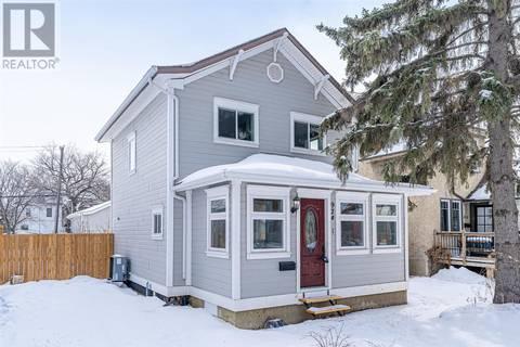 House for sale at 924 6th Ave Saskatoon Saskatchewan - MLS: SK803845