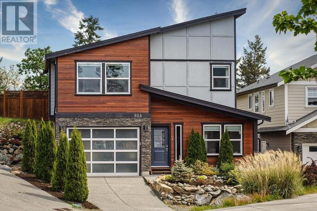 House for sale at 924 Aqua Ct Victoria British Columbia - MLS: 426120