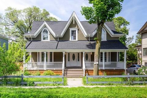 Townhouse for sale at 924 Beach Blvd Hamilton Ontario - MLS: X4631433