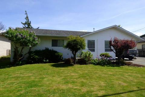 House for sale at 9240 Coote St Chilliwack British Columbia - MLS: R2365637