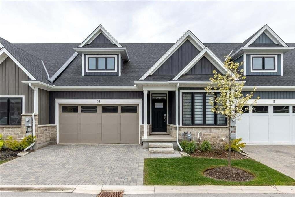 Townhouse for sale at 9245 Shoveller Ave Niagara Falls Ontario - MLS: 30807322