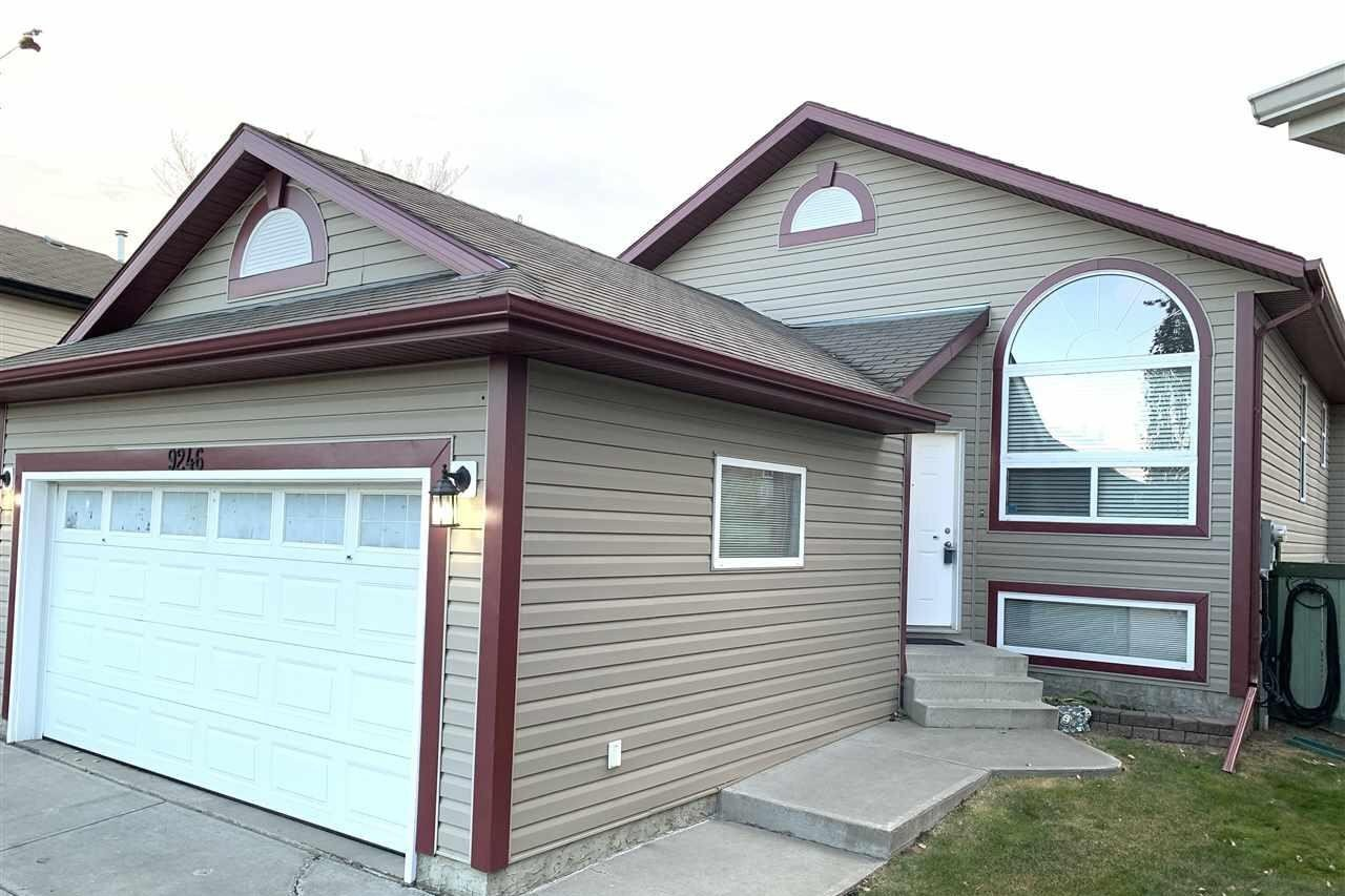 House for sale at 9246 212 St NW Edmonton Alberta - MLS: E4219172