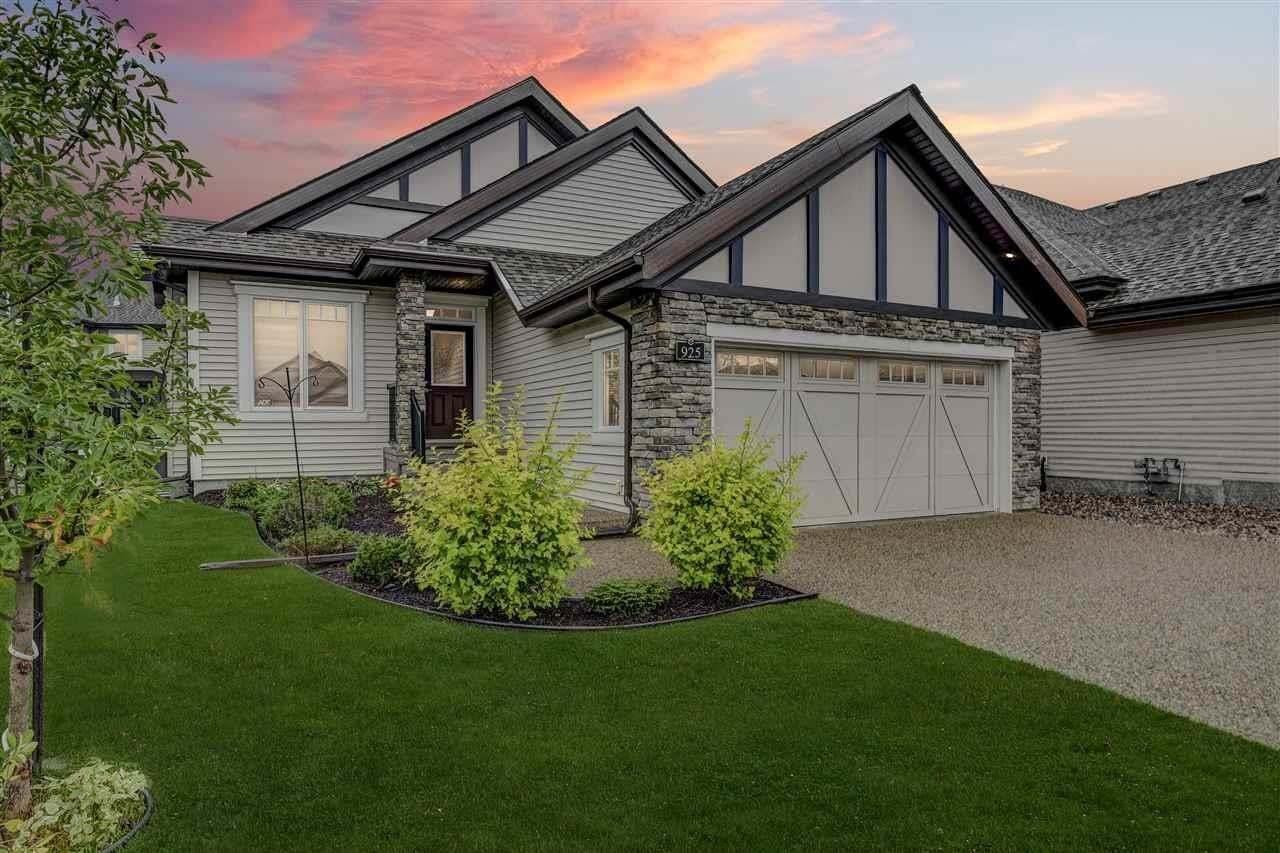 House for sale at 925 Armitage Co SW Edmonton Alberta - MLS: E4199336