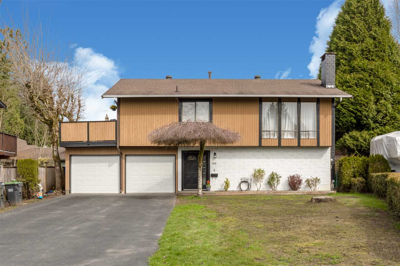 Sold: 925 Osprey Place, Port Coquitlam, BC
