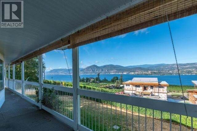 House for sale at 925 Tillar Rd Naramata British Columbia - MLS: 185403