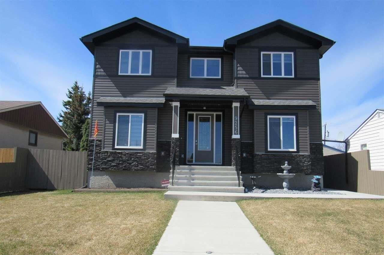 House for sale at 9256 155 St NW Edmonton Alberta - MLS: E4204114