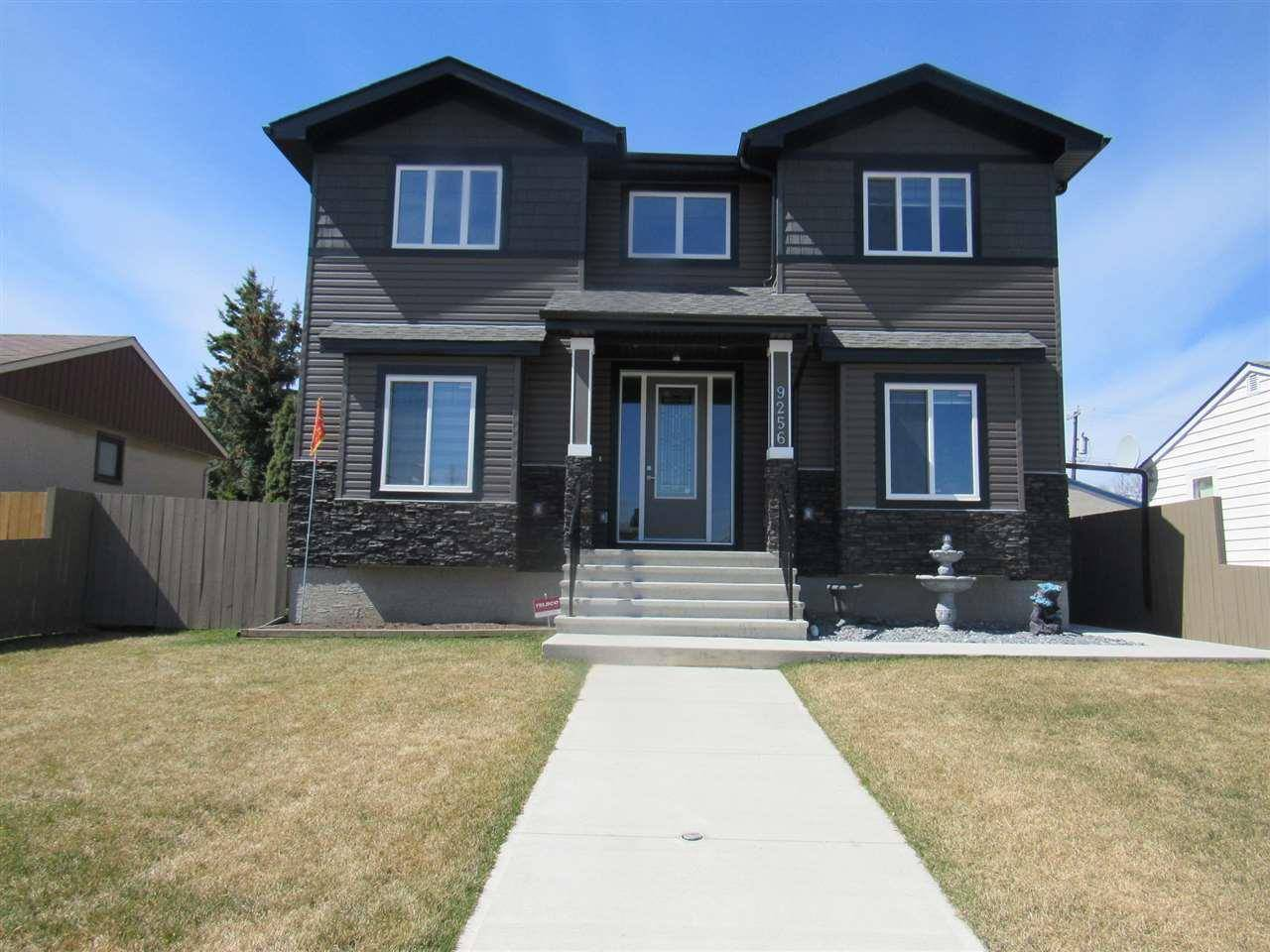 House for sale at 9256 155 St Nw Edmonton Alberta - MLS: E4190696