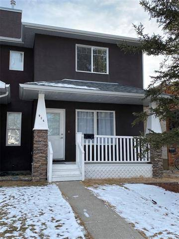 Townhouse for sale at 926 40 St Southwest Calgary Alberta - MLS: C4290171