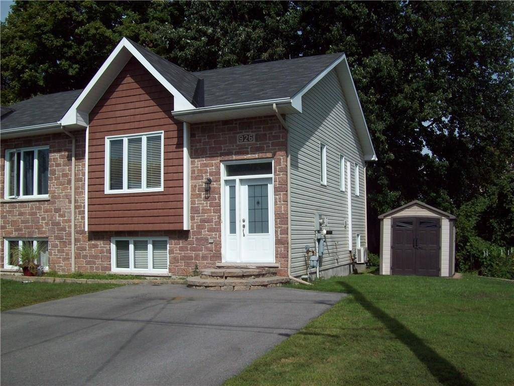 House for sale at 926 Alma St Rockland Ontario - MLS: 1167840