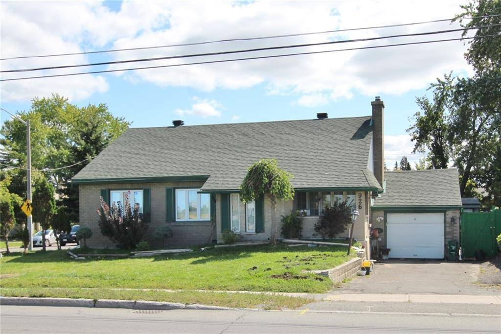 House for sale at 926 Baseline Rd Ottawa Ontario - MLS: 1168888