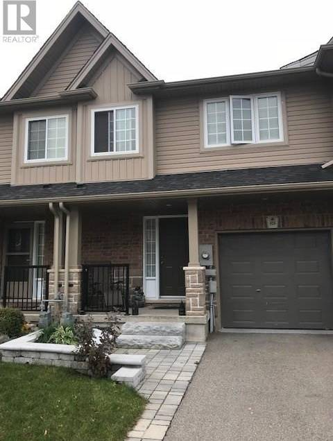 Townhouse for sale at 926 Zeller Cres Kitchener Ontario - MLS: 30800593