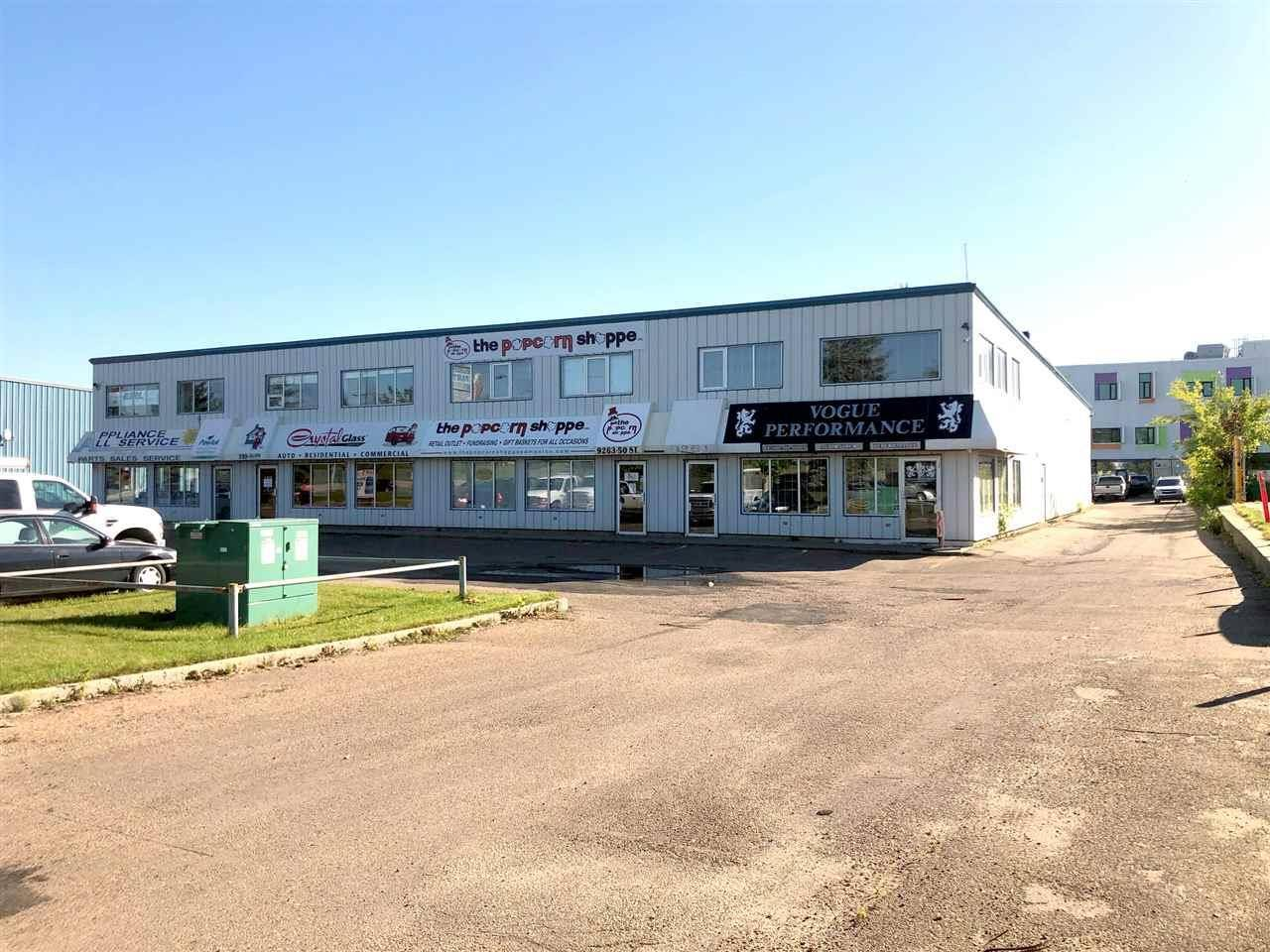 Commercial property for sale at 9263 50 St Nw Edmonton Alberta - MLS: E4173980