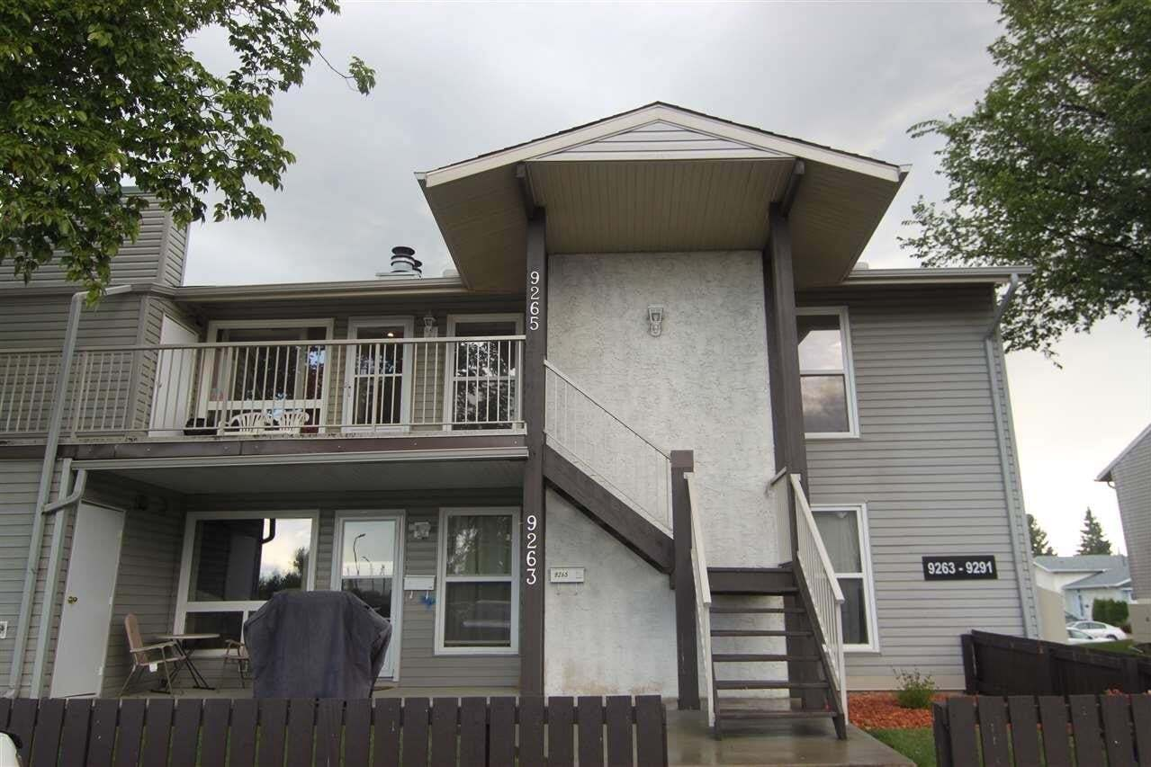 Townhouse for sale at 9265 172 St NW Edmonton Alberta - MLS: E4211854