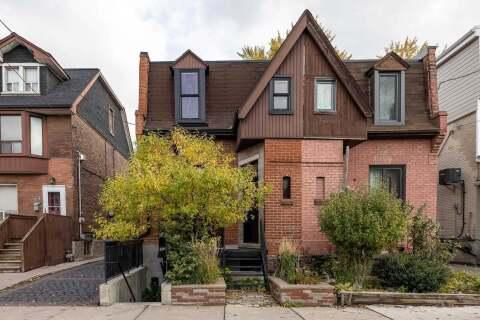 Townhouse for sale at 927 Bathurst St Toronto Ontario - MLS: C4964513