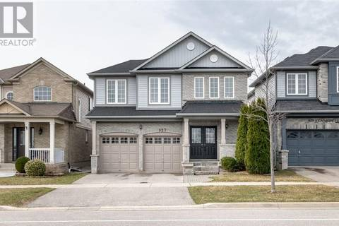 House for sale at 927 Kennedy Circ Milton Ontario - MLS: 30724311