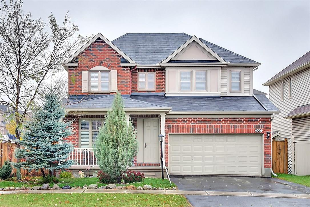 Removed: 927 Longfields Drive, Ottawa, ON - Removed on 2018-11-22 04:39:04