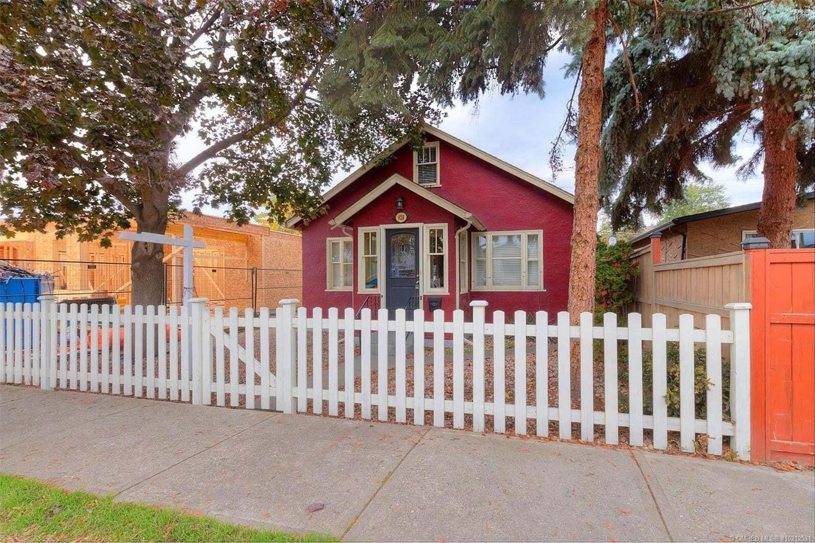 House for sale at 928 Fuller Ave Kelowna British Columbia - MLS: 10212531