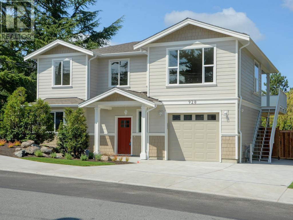 For Sale: 928 Mcbriar Avenue, Victoria, BC   6 Bed, 4 Bath House for $1,100,000. See 2 photos!