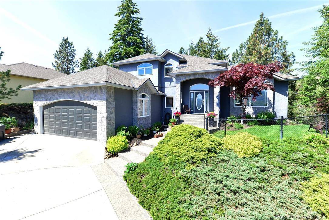 House for sale at 928 Purcell Ct Kelowna British Columbia - MLS: 10182716