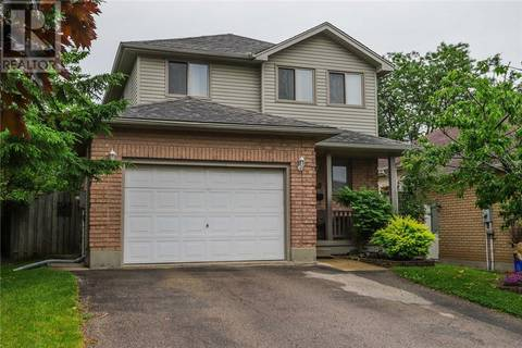 House for sale at 928 Thistledown Wy London Ontario - MLS: 204338