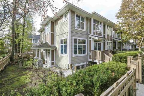 Townhouse for sale at 928 Westbury Wk Vancouver British Columbia - MLS: R2359770