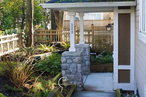 Townhouse for sale at 928 Westbury Wk Vancouver British Columbia - MLS: R2436730