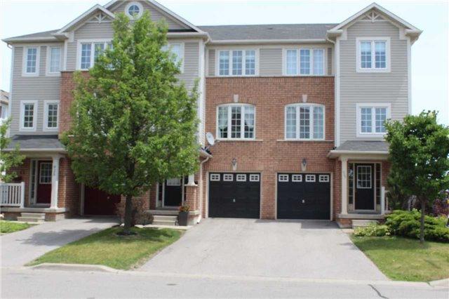 For Sale: 929 Bourne Crescent, Oshawa, ON | 3 Bed, 4 Bath Townhouse for $494,499. See 16 photos!