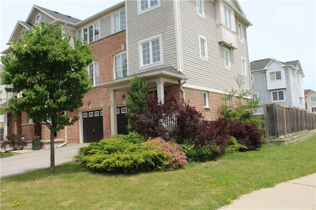 For Sale: 929 Bourne Crescent, Oshawa, ON | 3 Bed, 4 Bath Townhouse for $479,000. See 18 photos!