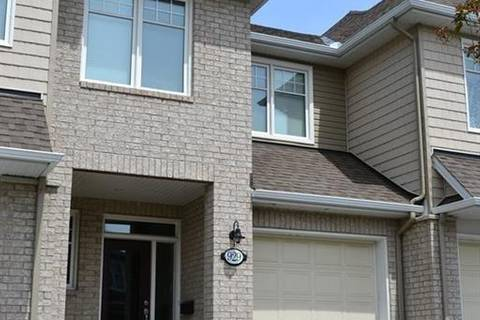 Townhouse for rent at 929 Bunchberry Wy Ottawa Ontario - MLS: 1154925