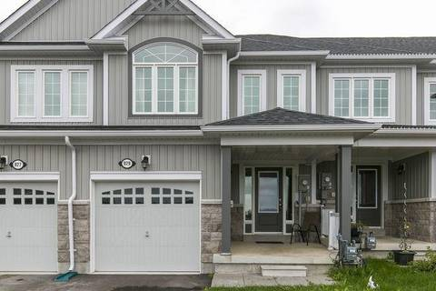 Townhouse for sale at 929 Cook Cres Shelburne Ontario - MLS: X4494348
