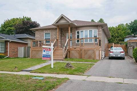 House for sale at 929 Dublin St Whitby Ontario - MLS: E4526464