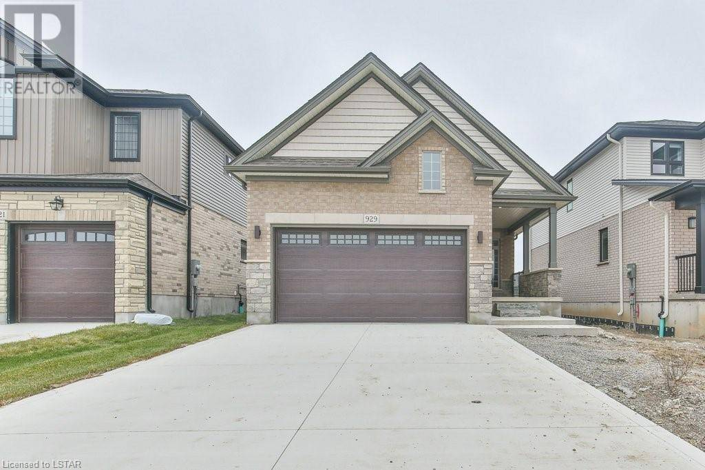House for sale at 929 Holtby Ct London Ontario - MLS: 231596