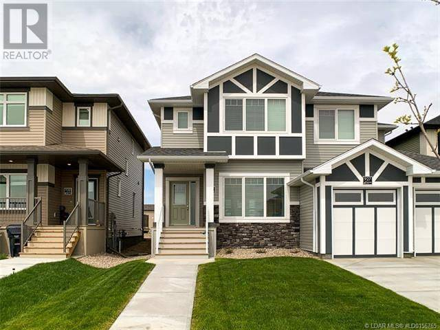 Townhouse for sale at 929 Miners Blvd W Lethbridge Alberta - MLS: ld0184669