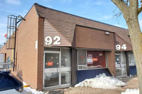 Commercial property for lease at 2220 Midland Ave Apartment 92Br Toronto Ontario - MLS: E4674532