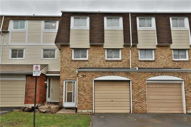 For Sale: 93 - 11 Harrisford Street, Hamilton, ON | 3 Bed, 2 Bath Townhouse for $314,900. See 20 photos!