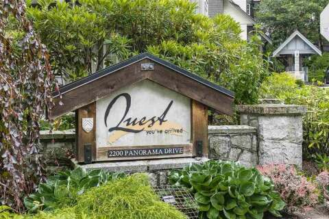 Townhouse for sale at 2200 Panorama Dr Unit 93 Port Moody British Columbia - MLS: R2461774