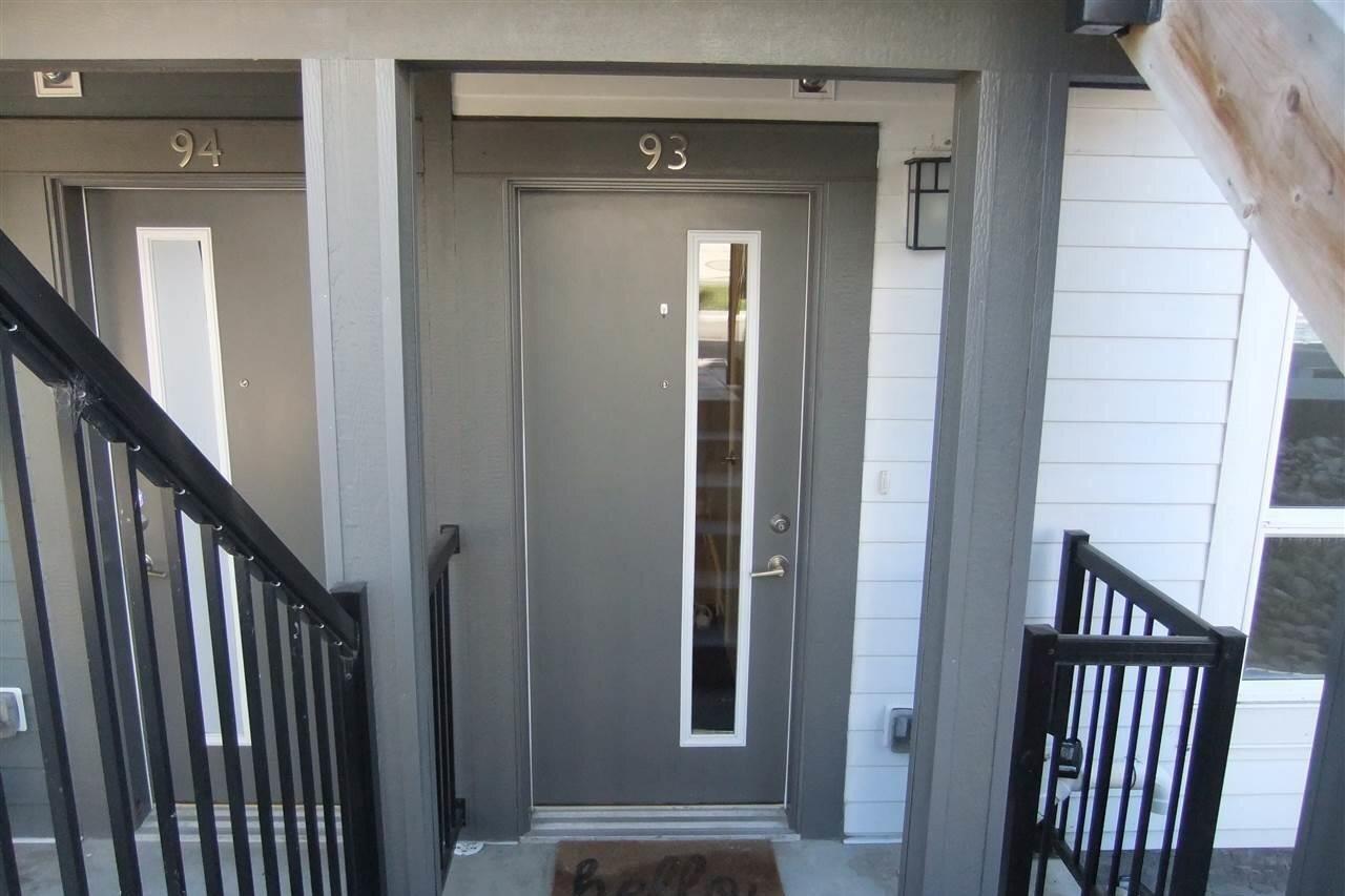 Townhouse for sale at 2560 Pegasus Bv NW Unit 93 Edmonton Alberta - MLS: E4216803