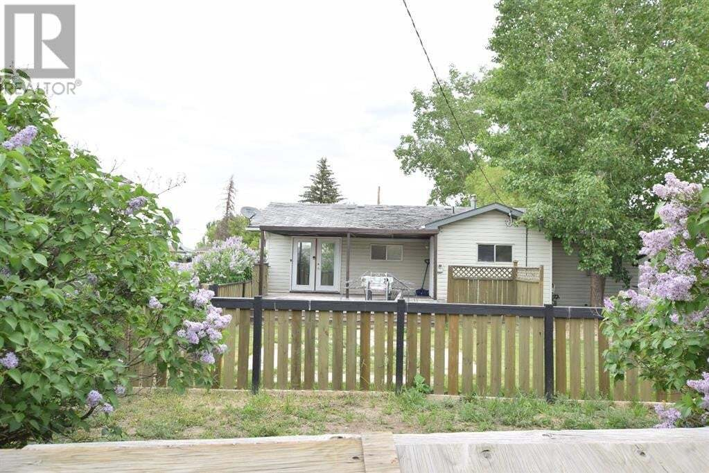 House for sale at 93 3 Ave W Tilley Alberta - MLS: sc0191444