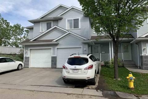 Townhouse for sale at 4350 23 St Nw Unit 93 Edmonton Alberta - MLS: E4162982