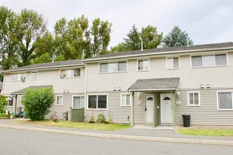 Townhouse for sale at 45185 Wolfe Rd Unit 93 Chilliwack British Columbia - MLS: R2382259