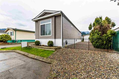 Residential property for sale at 6338 Vedder Rd Unit 93 Chilliwack British Columbia - MLS: R2444441