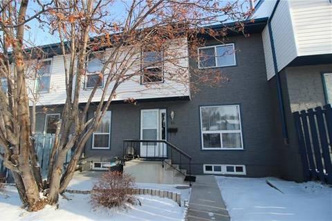 Townhouse for sale at 6440 4 St Northwest Unit 93 Calgary Alberta - MLS: C4281645