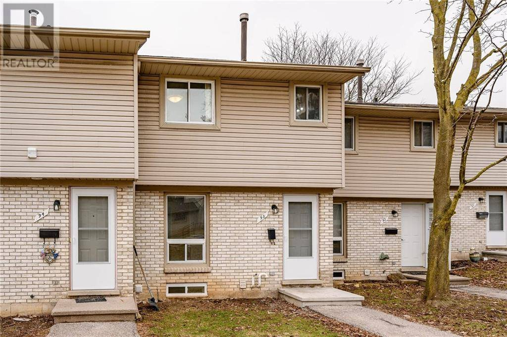 Townhouse for sale at 700 Paisley Rd Unit 93 Guelph Ontario - MLS: 30797429