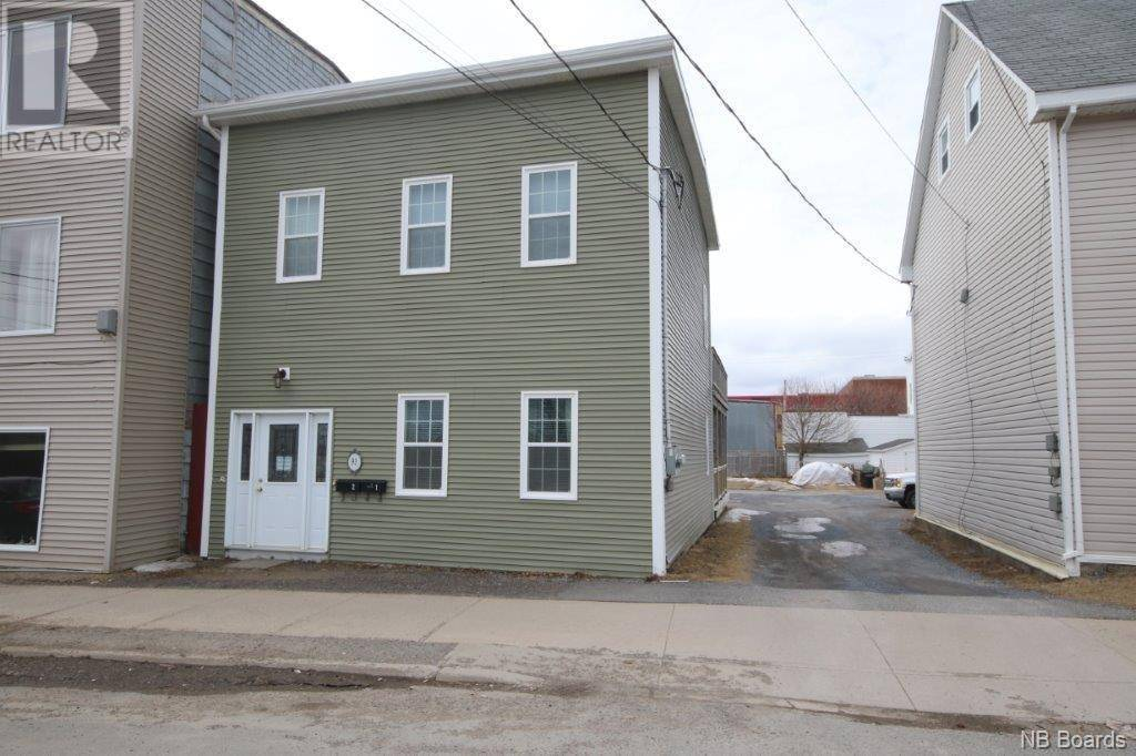 Townhouse for sale at 93 Adelaide St Saint John New Brunswick - MLS: NB042094