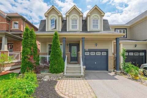 House for sale at 93 Aishford Rd Bradford West Gwillimbury Ontario - MLS: N4778789