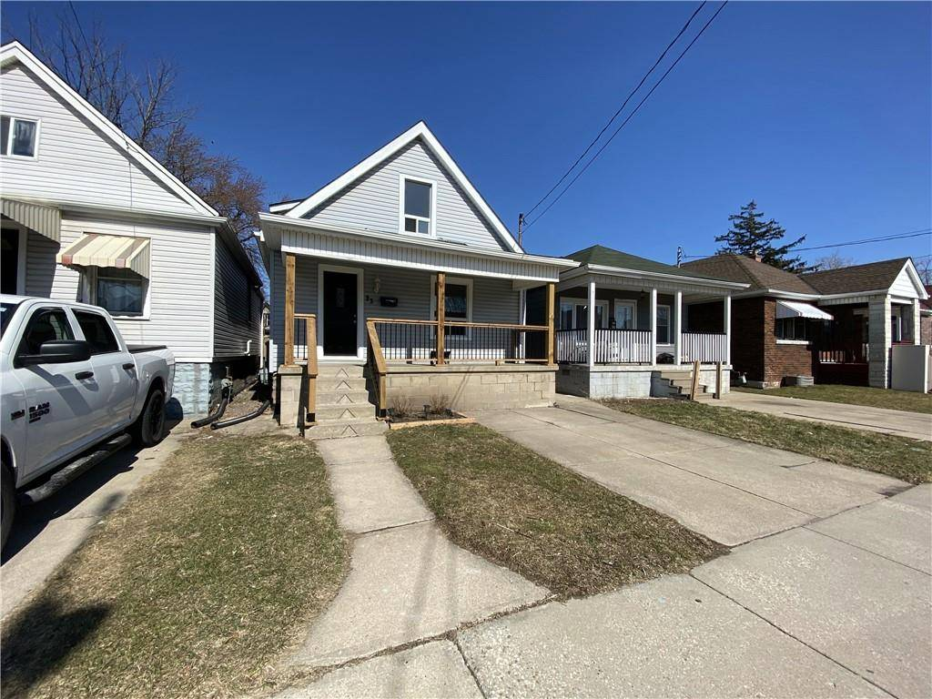 House for rent at 93 Albany Ave Hamilton Ontario - MLS: H4076994