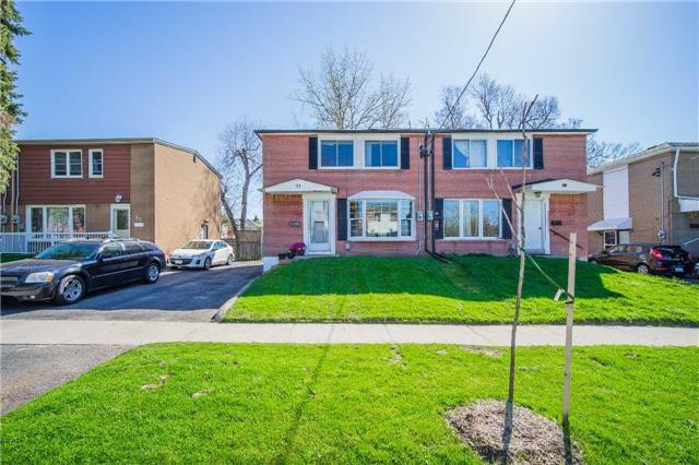 For Rent: 93 Anaconda Avenue, Toronto, ON | 3 Bed, 1 Bath Townhouse for $2,160. See 19 photos!
