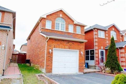 Property for rent at 93 Apollo Rd Markham Ontario - MLS: N4691044
