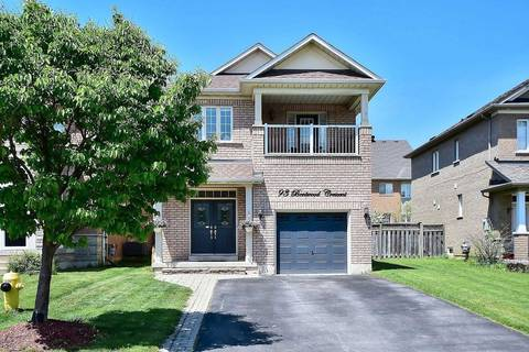 House for sale at 93 Bentwood Cres Vaughan Ontario - MLS: N4497395